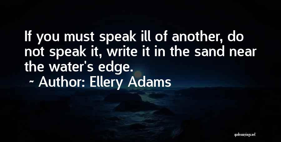 Ellery Adams Quotes 1055031