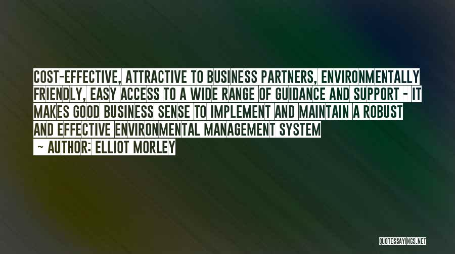 Elliot Morley Quotes 518446