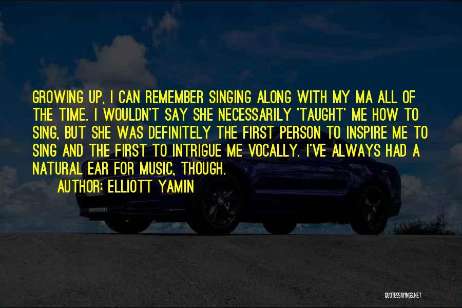 Elliott Yamin Quotes 1899456