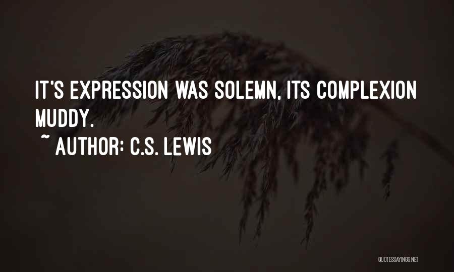 Ellipsis In Quotes By C.S. Lewis