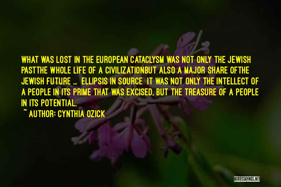 Ellipsis In Quotes By Cynthia Ozick