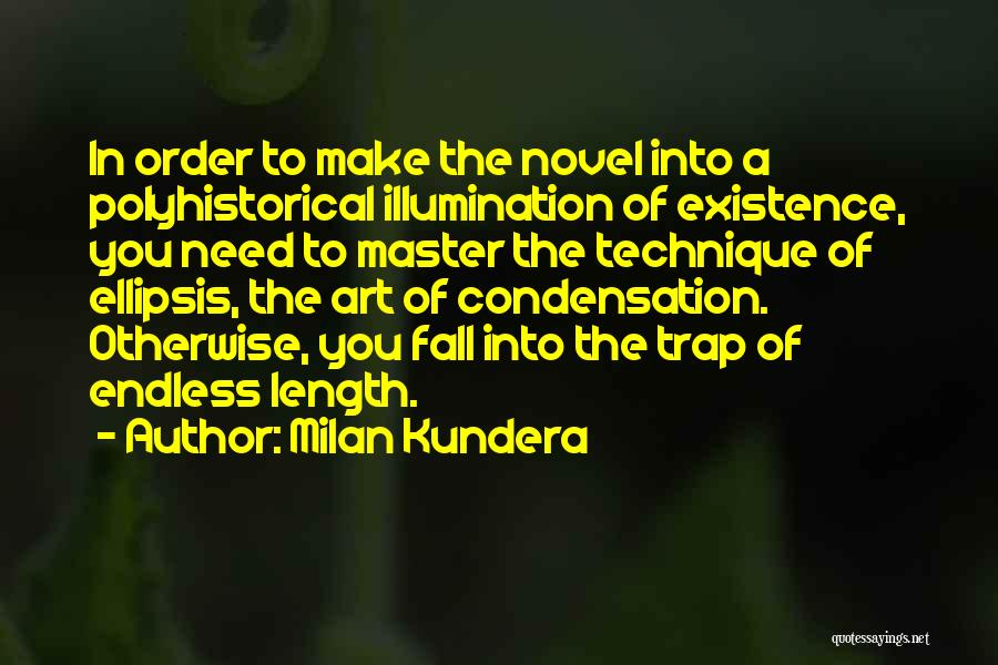 Ellipsis In Quotes By Milan Kundera