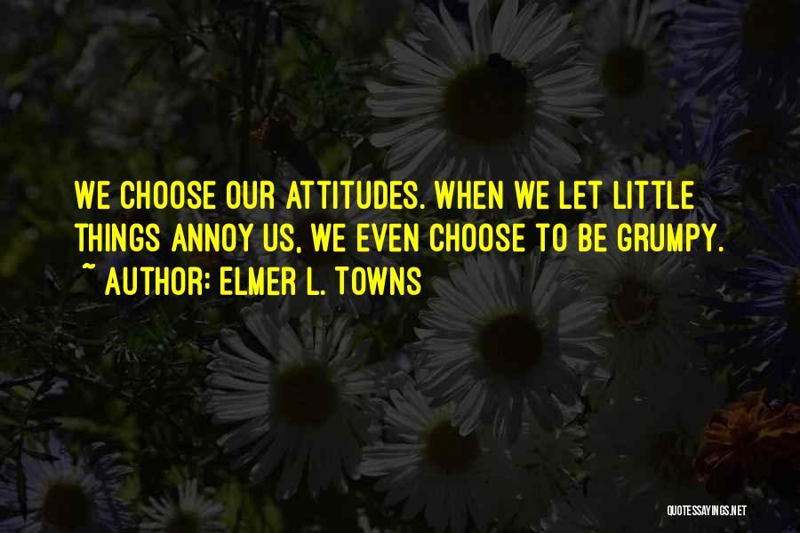 Elmer L. Towns Quotes 198356