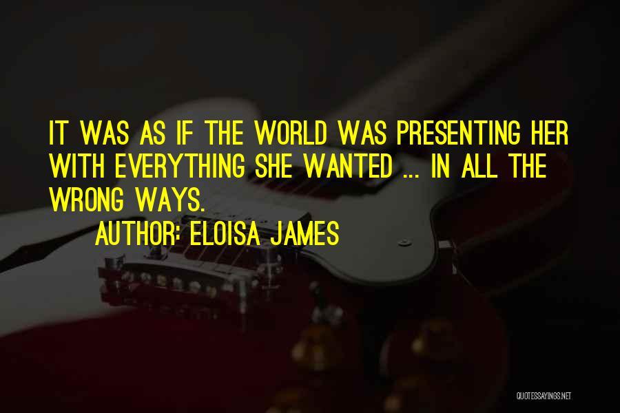 Eloisa James Quotes 1080680