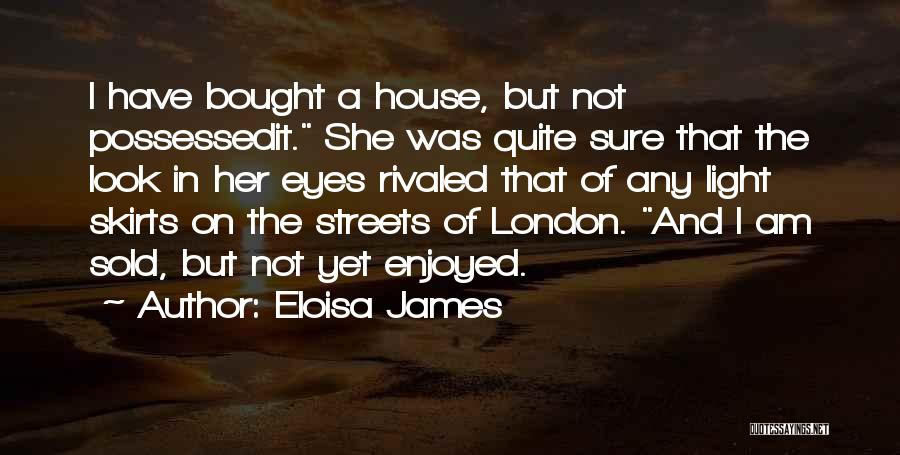 Eloisa James Quotes 1170775