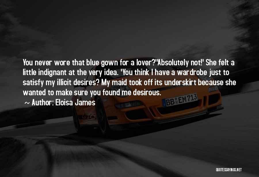 Eloisa James Quotes 1274859