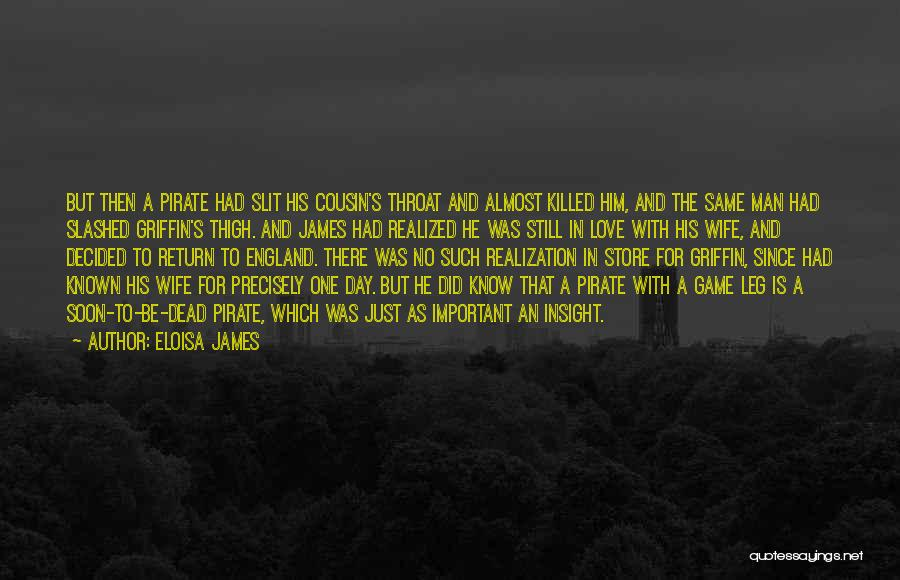 Eloisa James Quotes 1560892