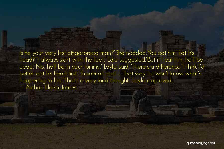 Eloisa James Quotes 1612048