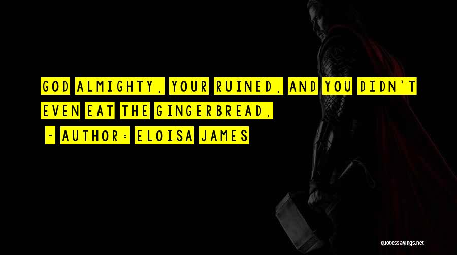 Eloisa James Quotes 1836214
