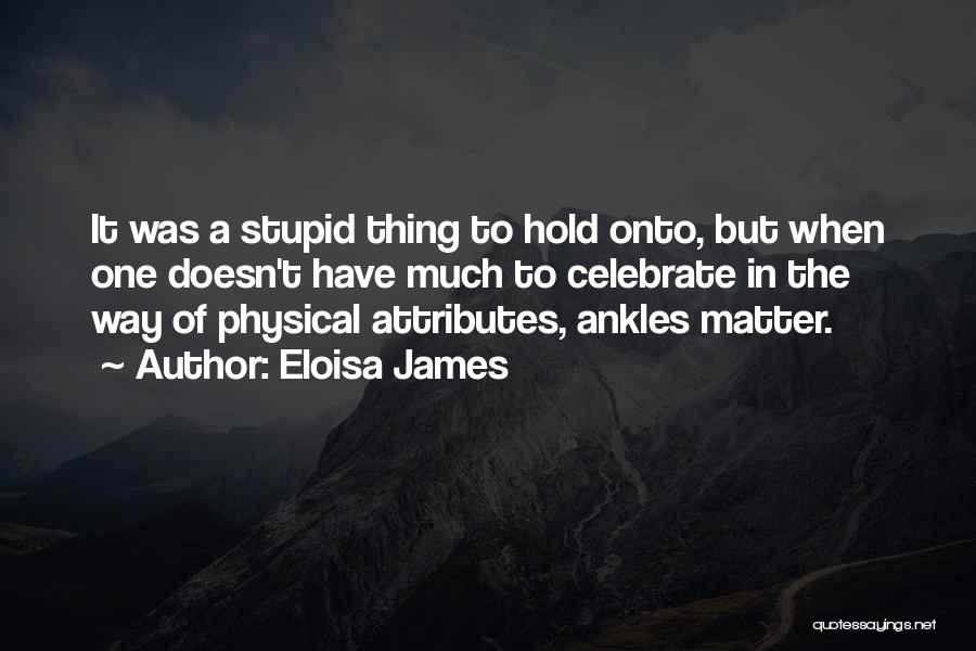 Eloisa James Quotes 198921