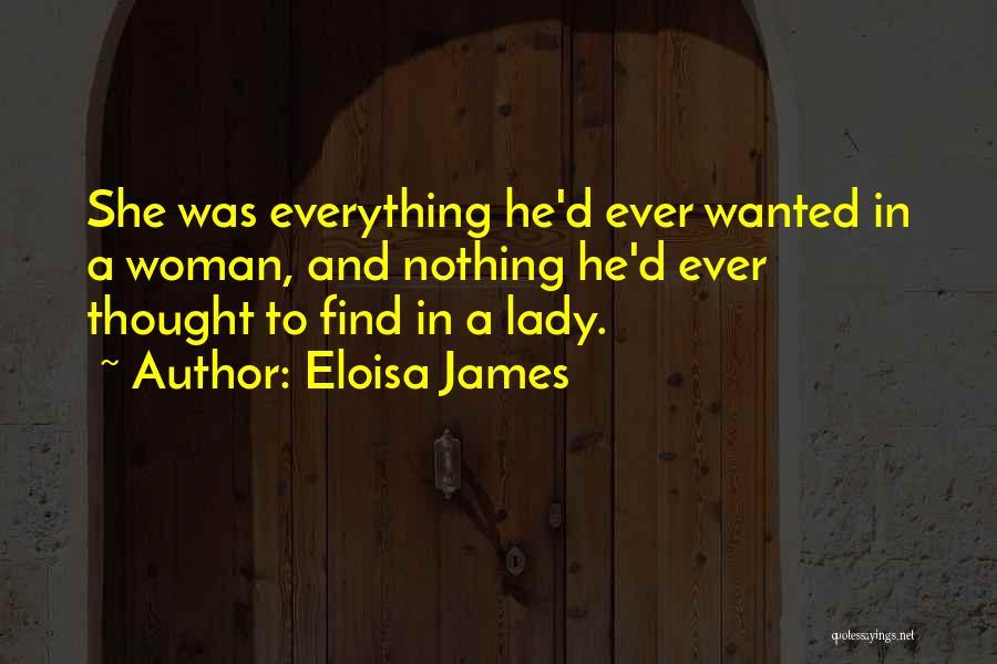Eloisa James Quotes 200968