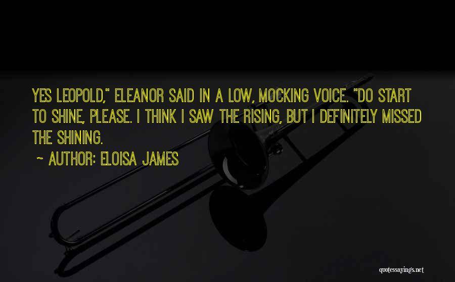 Eloisa James Quotes 2079856