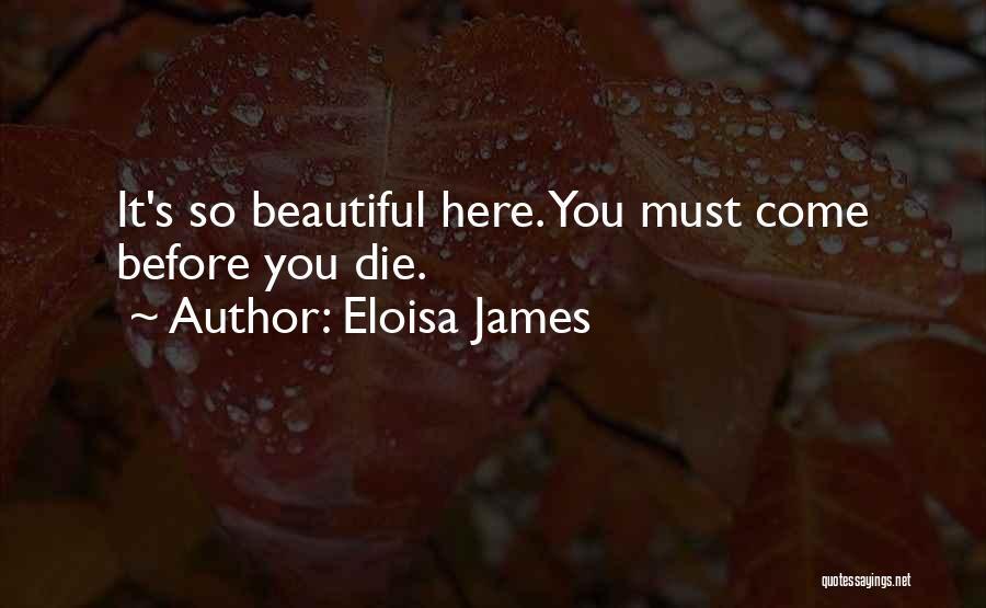 Eloisa James Quotes 465765