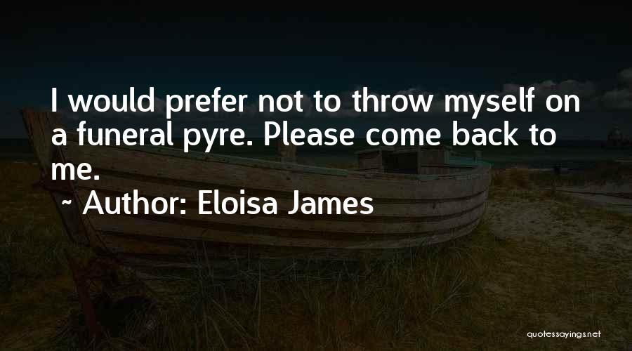 Eloisa James Quotes 543437