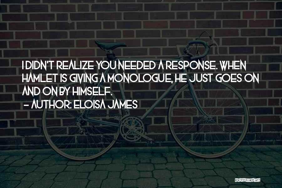Eloisa James Quotes 565015