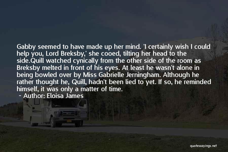 Eloisa James Quotes 688497