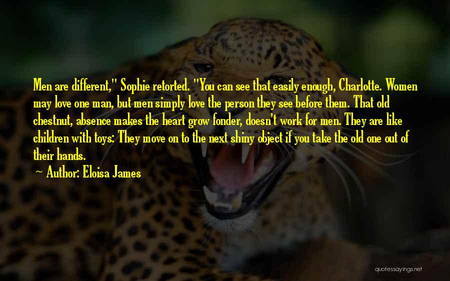 Eloisa James Quotes 907574
