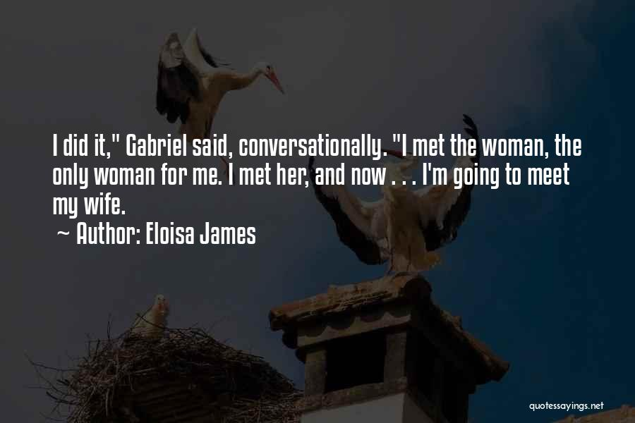 Eloisa James Quotes 96291