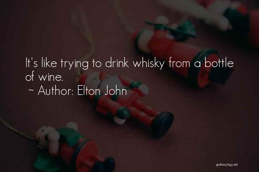 Elton John Quotes 116039