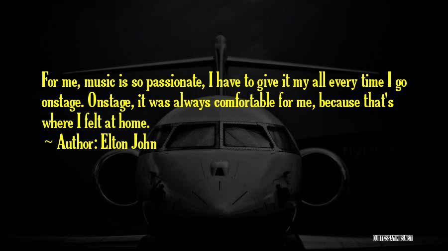 Elton John Quotes 1175390