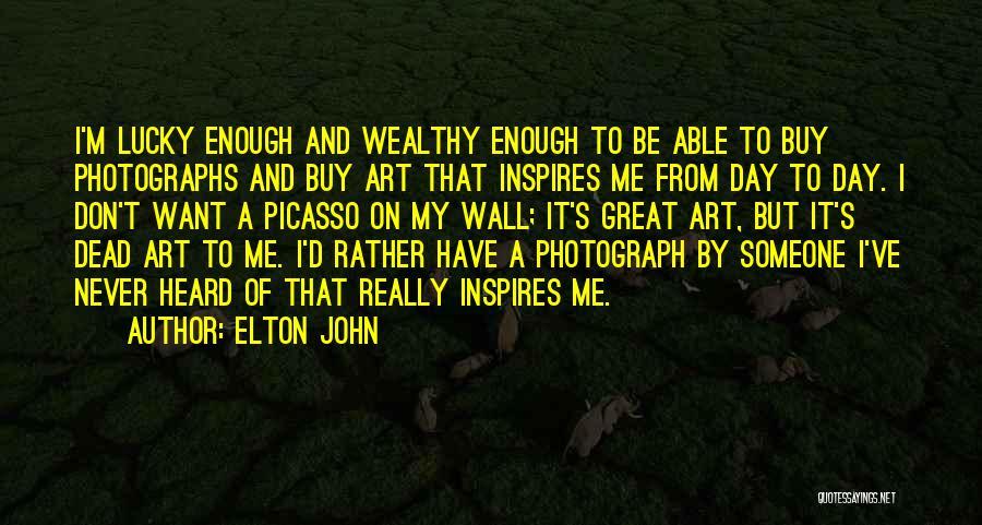 Elton John Quotes 130974