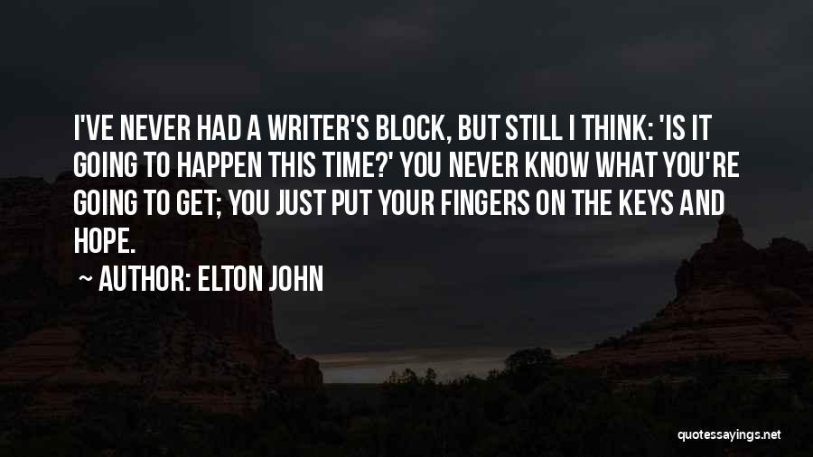 Elton John Quotes 1377783