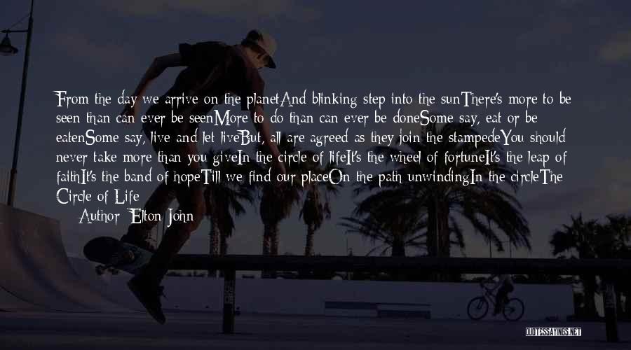 Elton John Quotes 1379963
