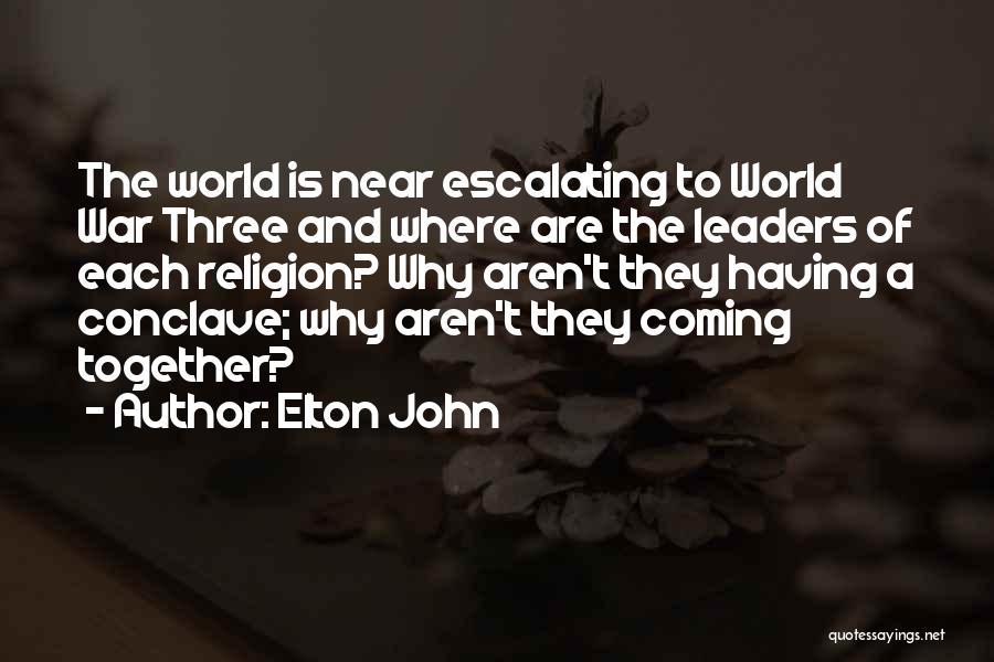 Elton John Quotes 1602323