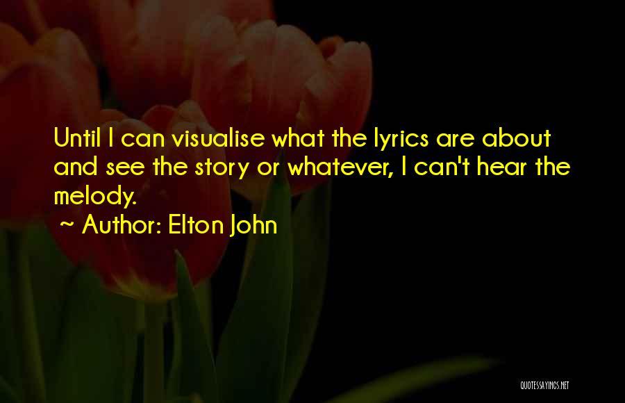 Elton John Quotes 1624786
