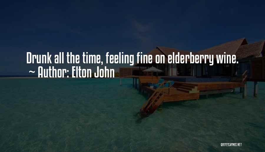 Elton John Quotes 1816483