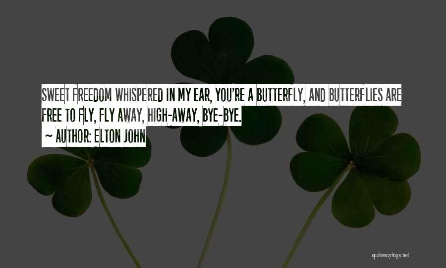 Elton John Quotes 1948013