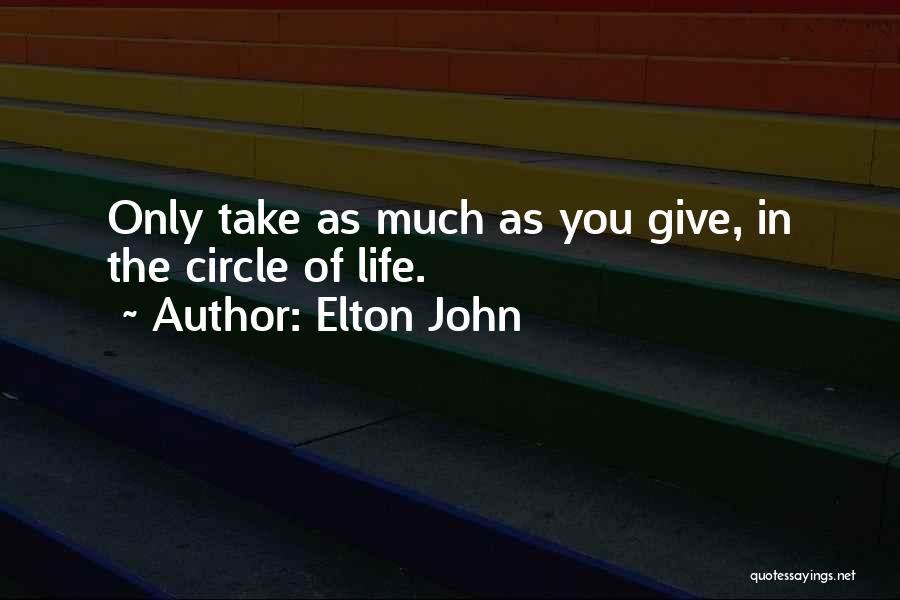 Elton John Quotes 1949061