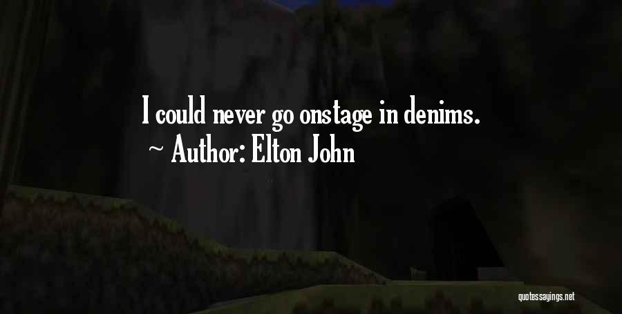 Elton John Quotes 1956737