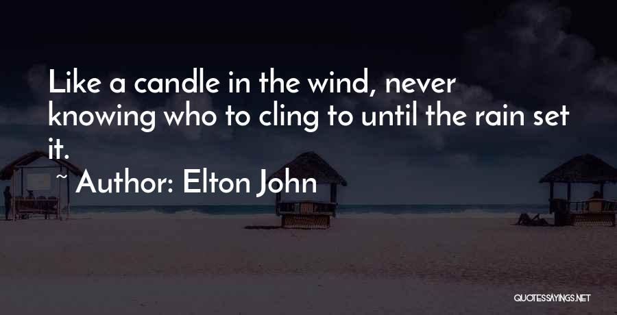 Elton John Quotes 212059