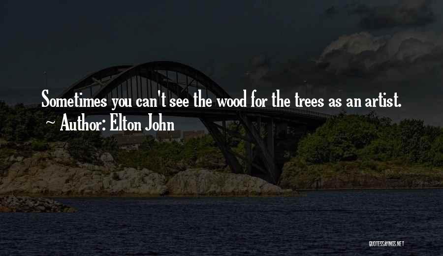 Elton John Quotes 467075