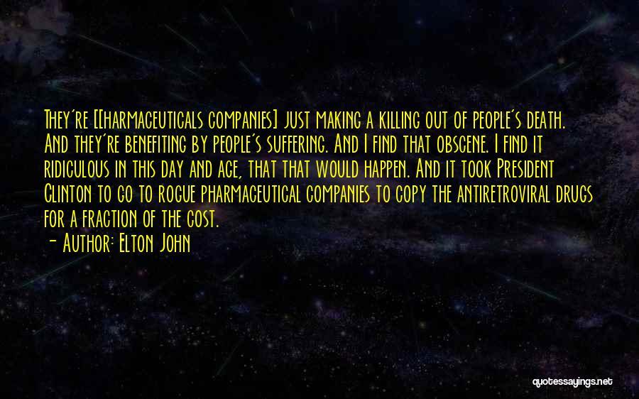 Elton John Quotes 505536