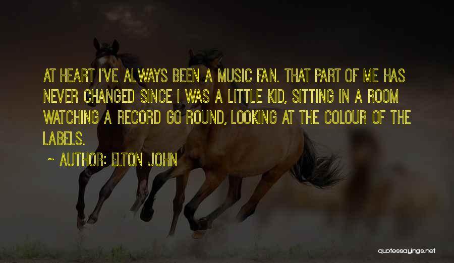 Elton John Quotes 532074