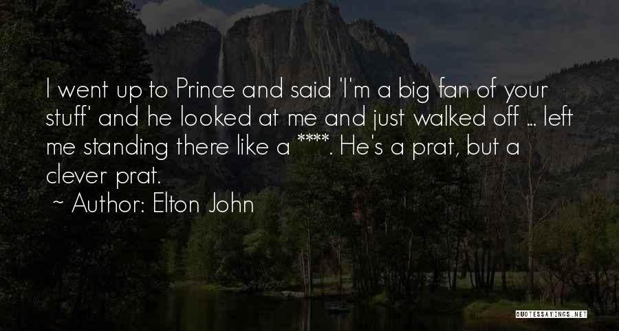 Elton John Quotes 587617