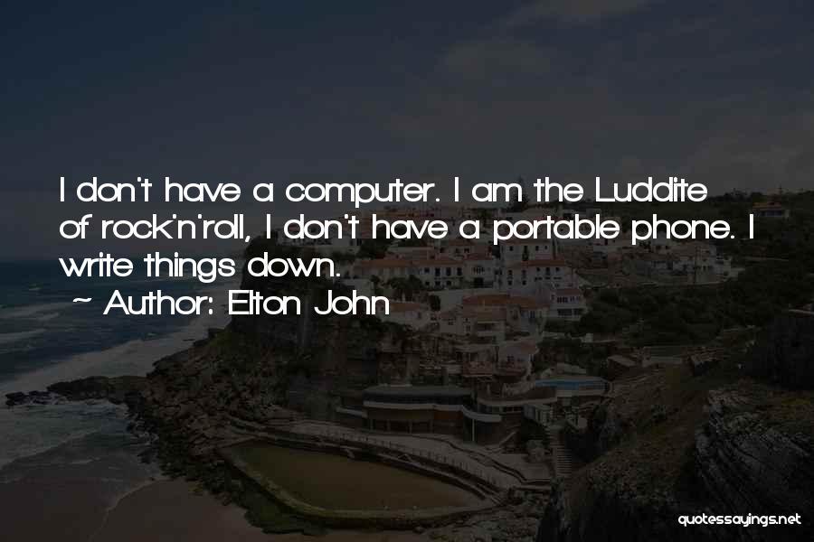 Elton John Quotes 876511