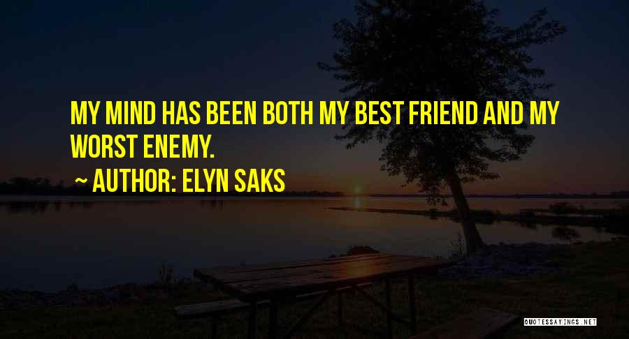 Elyn Saks Quotes 1911571