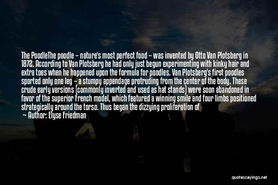 Elyse Friedman Quotes 689160
