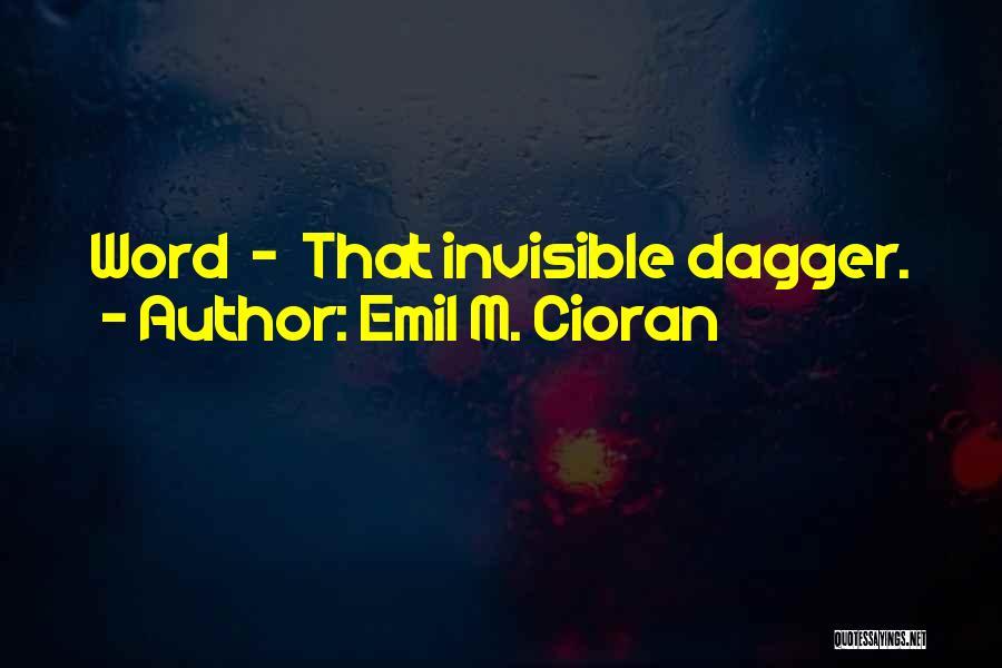 Emil M. Cioran Quotes 1272444