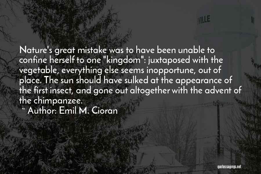 Emil M. Cioran Quotes 1862497
