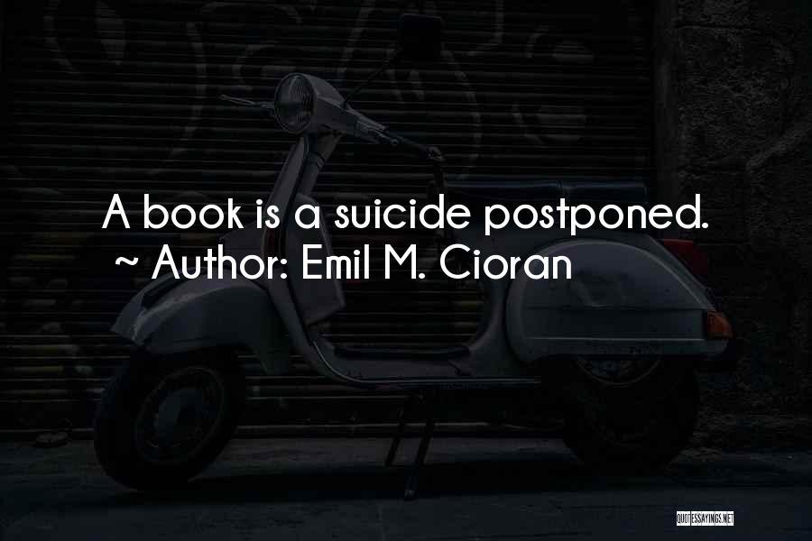 Emil M. Cioran Quotes 1955347