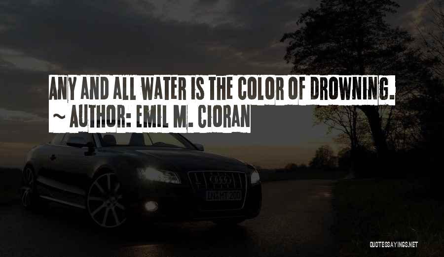 Emil M. Cioran Quotes 1989655
