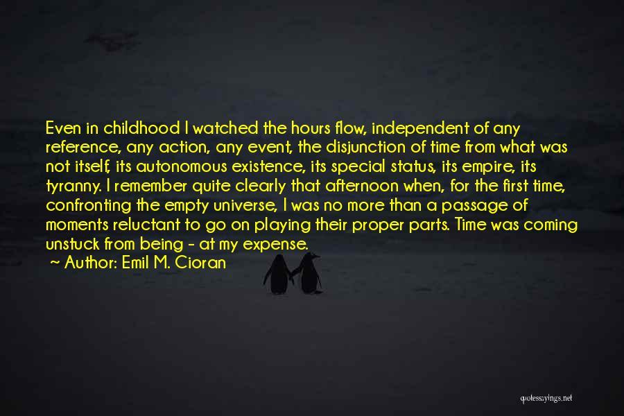 Emil M. Cioran Quotes 583278