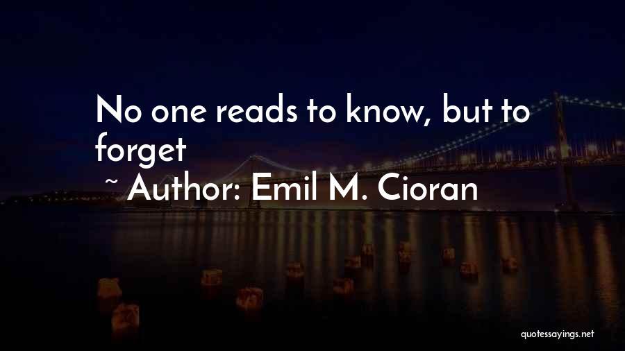 Emil M. Cioran Quotes 94369