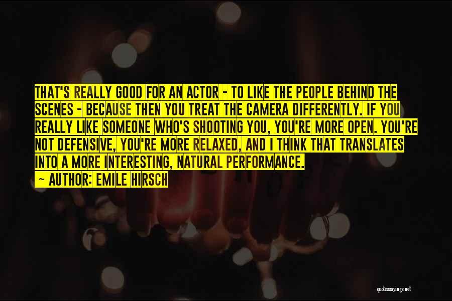 Emile Hirsch Quotes 1678778