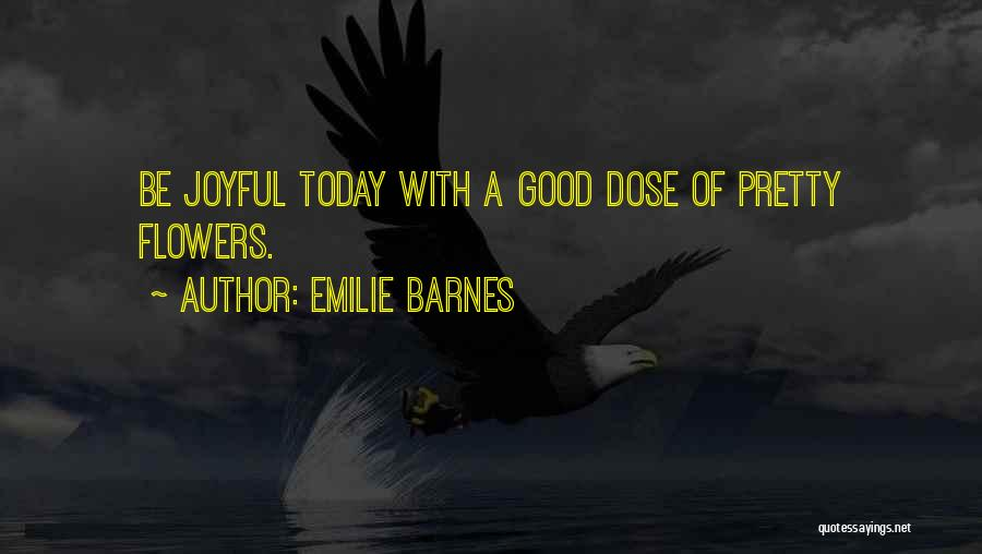 Emilie Barnes Quotes 1164063