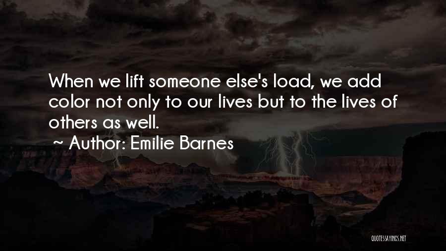 Emilie Barnes Quotes 1950084